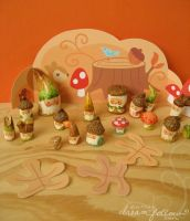 Autumn gNOMes by merwing