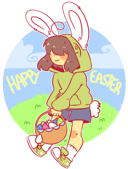 Happy (early) easter! by MisterBearyBear