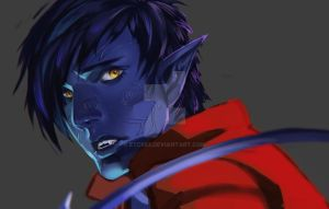 nightcrawler by etc983