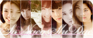 SNSD Cherry Blossom Collection by mkiseasytospell