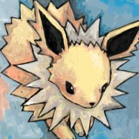 jolteon by SailorClef