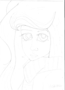 Doll Face sketch by Moble