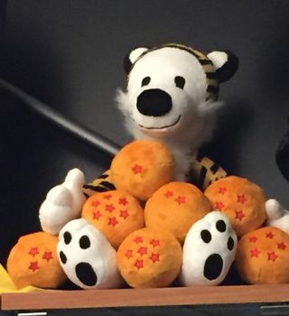 Dbz Plush Ball 2018 Free Pattern by sewcuteplushies
