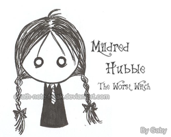 Mildred Hubble by Death-Note-Freak