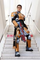 Destiny Cosplay - Iron Banner Titan by FonteArt