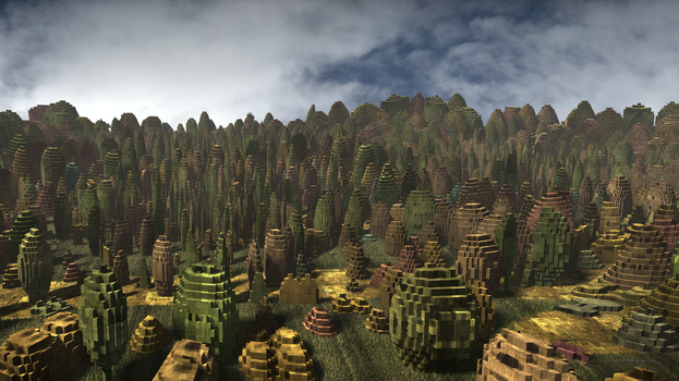 Lores Canyon by banner4