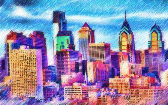 Philly by peterpicture