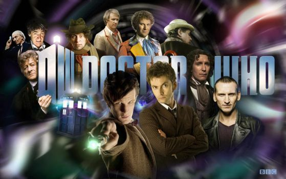 Dr Who by 1darthvader