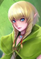 Linkle by Ryumi-gin