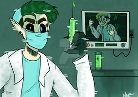 Great Doctor by ikamberr