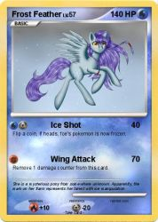 Frost Feather by Pikachu25sci95vt