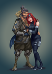 [COMM] Hanzo X Charlie by Gotetho