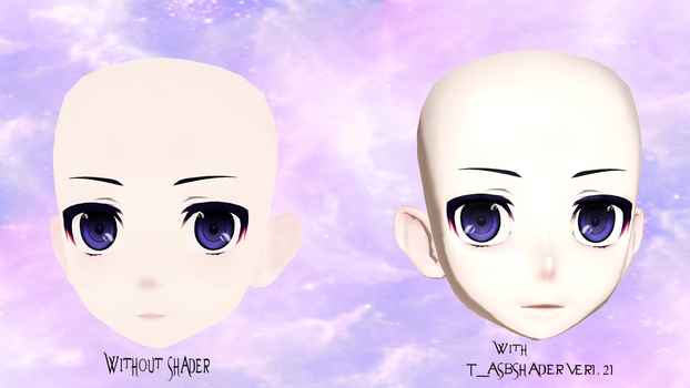 [MMD] TDA Male Face Edit by MorpherTV
