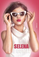 Selena Gomez by mounir-designs