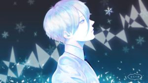 Antarcticite from Houseki no Kuni by IXSERA