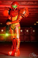 Samus Aran - Varia suit by Samus-Cosplay