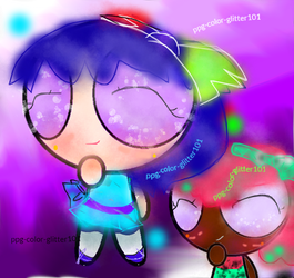 :Watch- The Water-berry sisters- ppg Oc's.: by ppg-color-glitter101