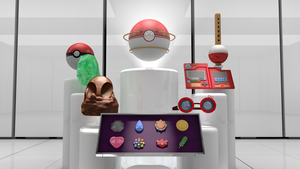 Pokemon 1st Generation Items