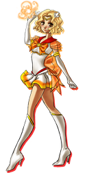 OSI Prize - Sailor Sunshine by Pallypie