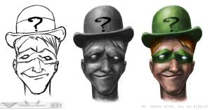 The RIDDLER by zero-scarecrow13