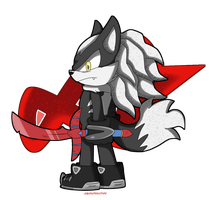 Sonic Forces: The Ultimate Mercenary by JaredSteeleType