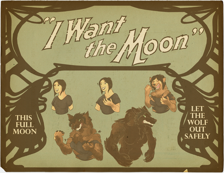 I Want the Moon by nothere3