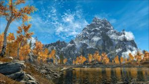 Skyrim by Aenea-Jones