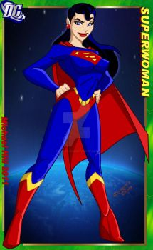 Superwoman by Icemaxx1 by THE-Darcsyde