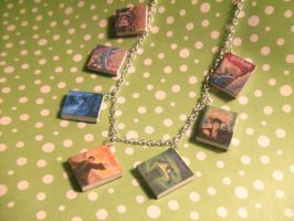 Harry Potter necklace by manditaaknfv