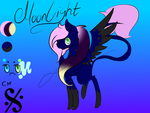 Color Guide  by XMoonlight-SkyNightX
