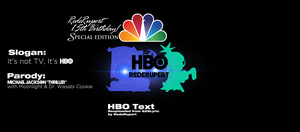 HBO Text by RedeRupert