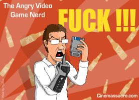 The Angry Video Game Nerd by Gillus99