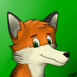 Cartoon-Dude portrait (Old version) by CescoCat