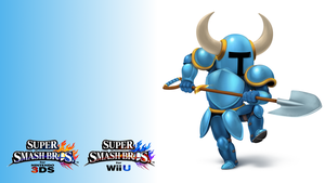 Smashified - Shovel Knight Wallpaper by TheExodude