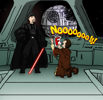 I Am Your Father (Star Wars Parody) by Susyspider