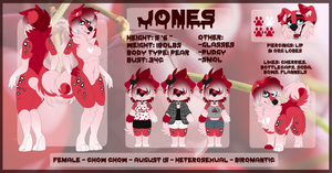 Current Jones Ref by Flame-Expression