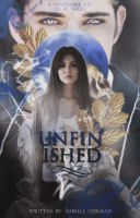 Wattpad Cover 04 | Unfinished by lottesgraphics