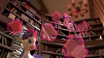 Enchanted Library~ [fan poster] by BluePorl