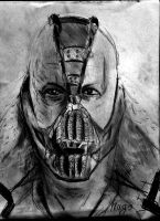 Bane _The Dark Knight Rises_ by hugomaster5