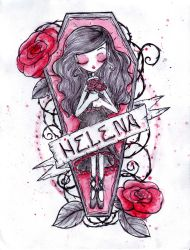 Helena by darklittlechild
