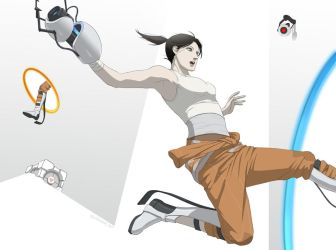 Portal 2 by doubleleaf