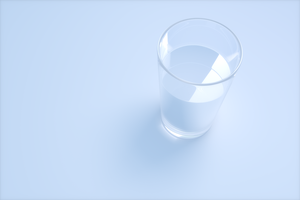 Glass of Water by JoaoYates