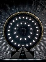 Gasometer by miclart