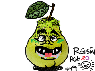 Pear by roisincrowe11