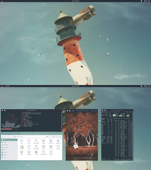 No lighthouse colors in Linux! by luX0r-reload