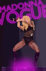 Madonna Vogue S and S by mikestimson2003