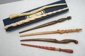 Wands by Shendorion