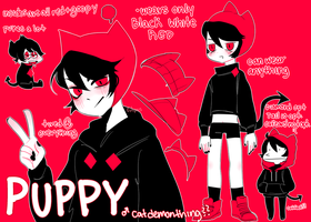 Puppy by cityrus