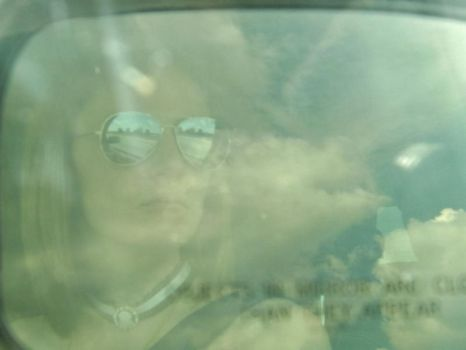 objects in mirror are closer than they appear by MoJo-Foto