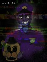 Vincent/ the Purple guy by stjaimy